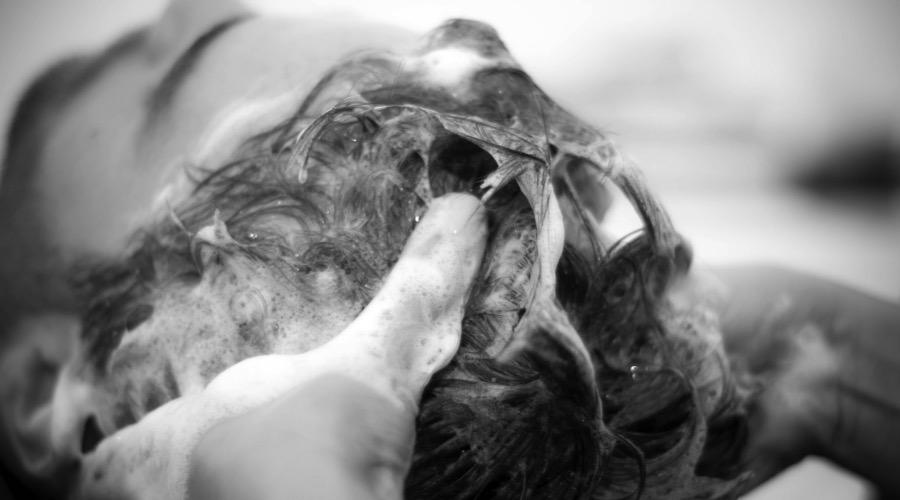 Haare dünner machen männer